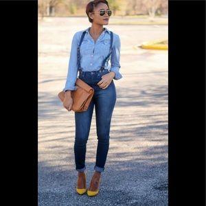 Zara overalls size Medium